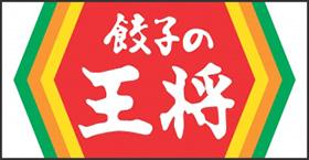 餃子の王将1階のロゴ