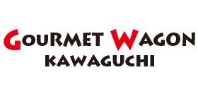 グルメワゴン川口のロゴ画像