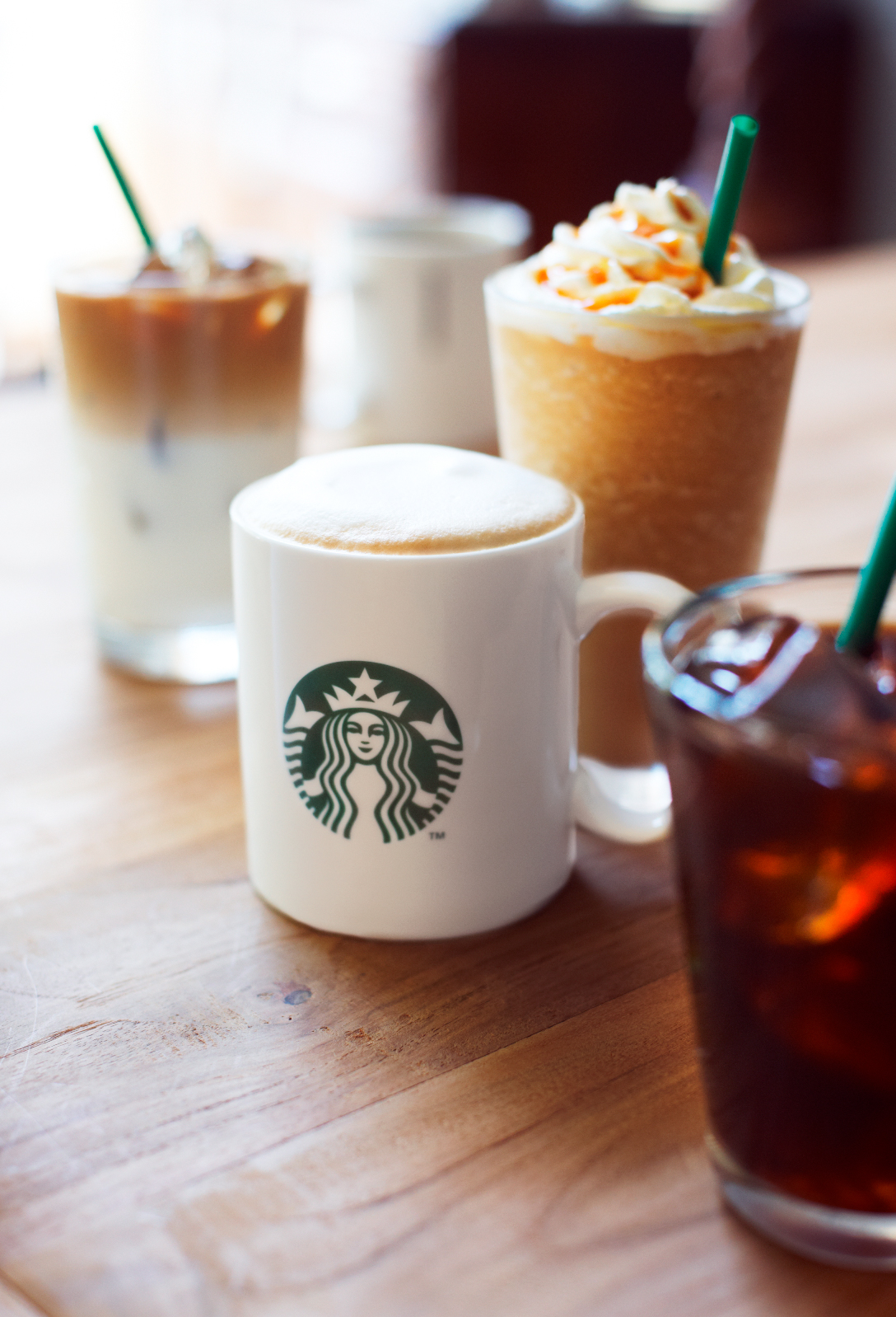 スターバックスコーヒーの画像