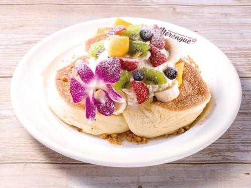 ハワイアンパンケーキ&カフェ Merengueの画像
