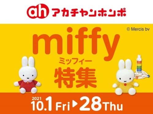 miffy特集画像