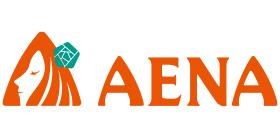 アエナのロゴ画像