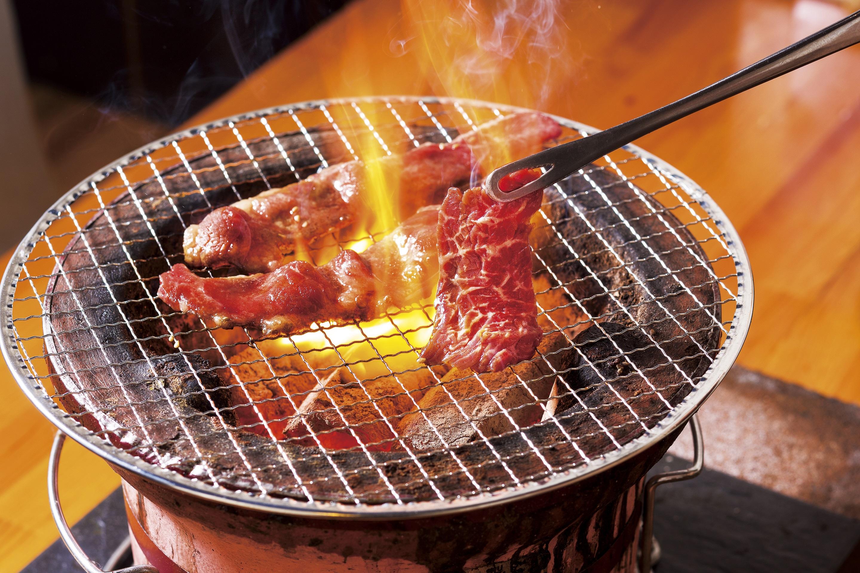 七輪焼肉 安安の画像