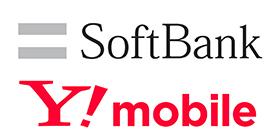 ソフトバンク・ワイモバイルのロゴ画像