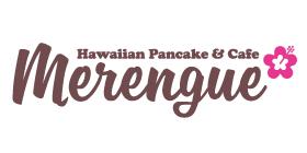 ハワイアンパンケーキ&カフェ Merengueのロゴ画像